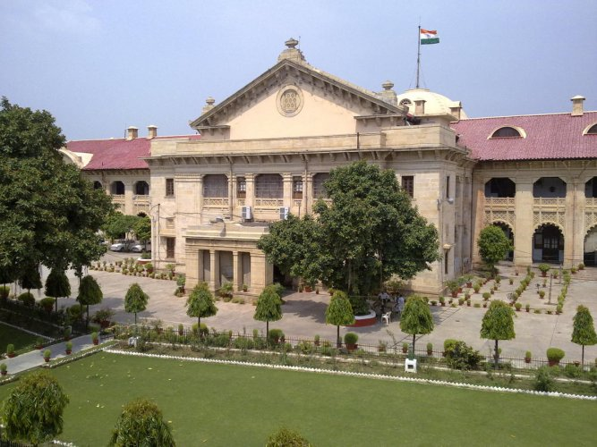 Allahabad High Court (DH File Photo)