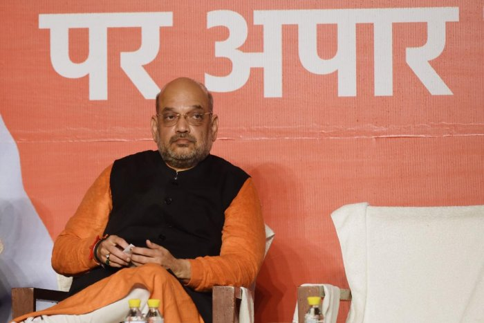 At a meeting of BJP parliamentary party, Shah, also the home minister, told MPs that the session can be extended so that the government's legislative agenda could be completed. (AFP File Photo)