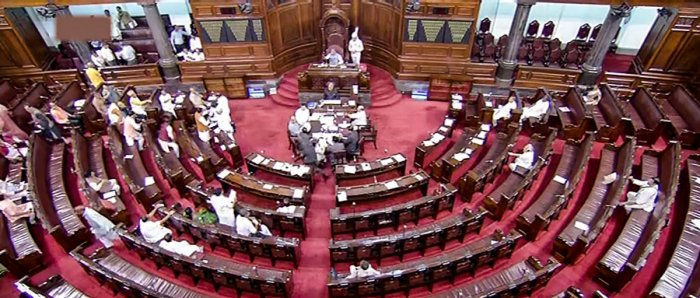 Rajya Sabha witnessed repeated adjournments over the issue, the opposition walked out of Lok Sabha proceedings demanding a statement from the prime minister himself. File photo