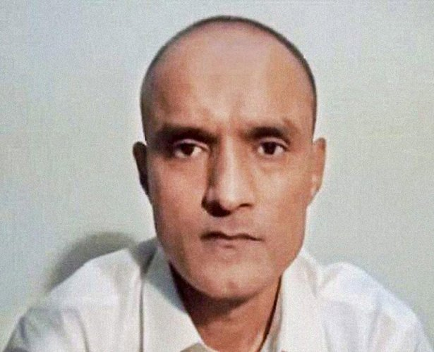 In this undated file photo, is seen former Indian Navy officer Kulbhushan Jadhav. PTI