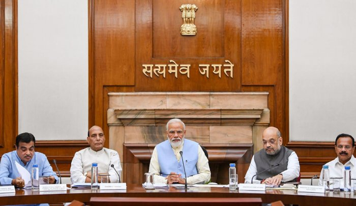 In a major bureaucratic reshuffle, the Narendra Modi-led government at the Centre shifted a dozen IAS officers on Wednesday night giving them new or additional responsibilities. (PTI File Photo)