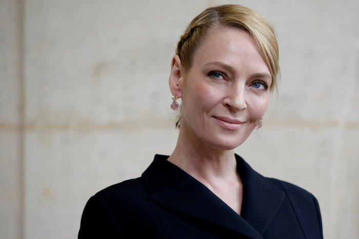 Uma Thurman acted in the role of 'The Bride' in both the parts of Kill Bill. Photo credit: Reuters