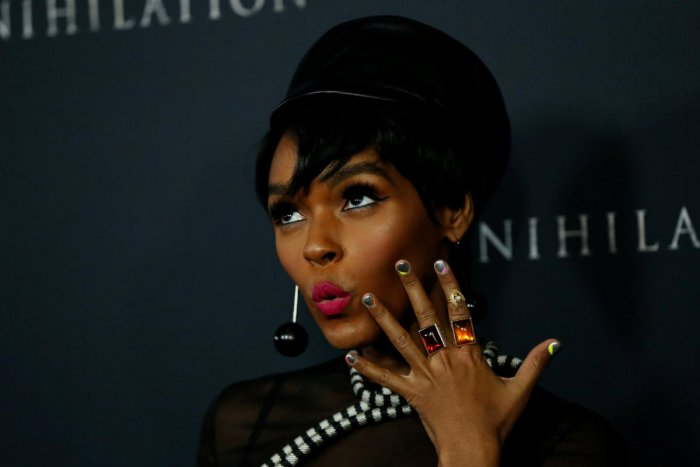 Singer-actor Janelle Monae (Reuters Photo)