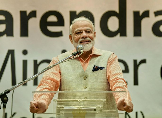 Prime Minister Narendra Modi. (PTI File Photo)