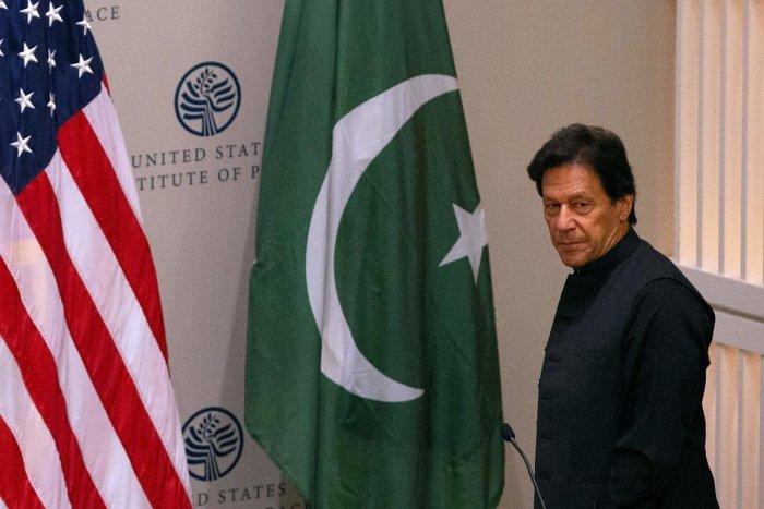Pakistani Prime Minister Imran Khan (AFP File Photo)