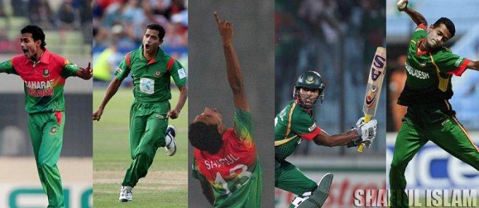 Bangladesh's fast bowler Shafiul Islam (FB Image)