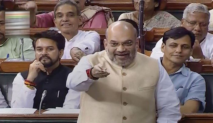 Amit Shah has defended the amendments, saying it was essential to keep law enforcement agencies one step ahead of terrorists.Photo credit: PTI