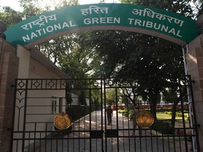 The NGT has sought a report by a joint committee on a plea against the construction of a high-rise residential project in Bengaluru.