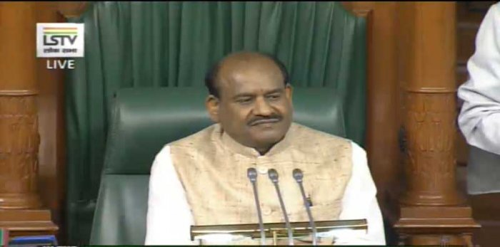 Speaker Om Birla assured the Opposition MPs that he would make ensure that during the next session of the Lok Sabha, all members get enough time to study the Bills before they are introduced in the House.