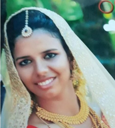 Anzi from Thrissur was killed in the mosque attack, her family said on March 16.
