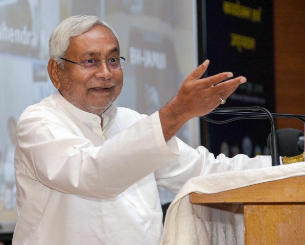 Bihar Chief Minister Nitish Kumar (PTI File Photo)