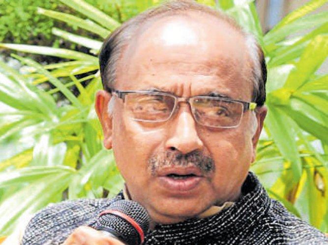 BJP leader Vijay Goel. (DH File Photo)