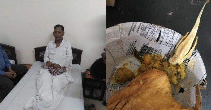 Lizard in food: Man dupes Indian Railways, gets nabbed | Deccan Herald