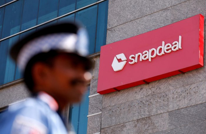 The police here have registered a case against Snapdeal founders Kunal Bahl and Rohit Bansal after a local Congress leader alleged that the online shopping site sent him fake products. (Reuters Photo)