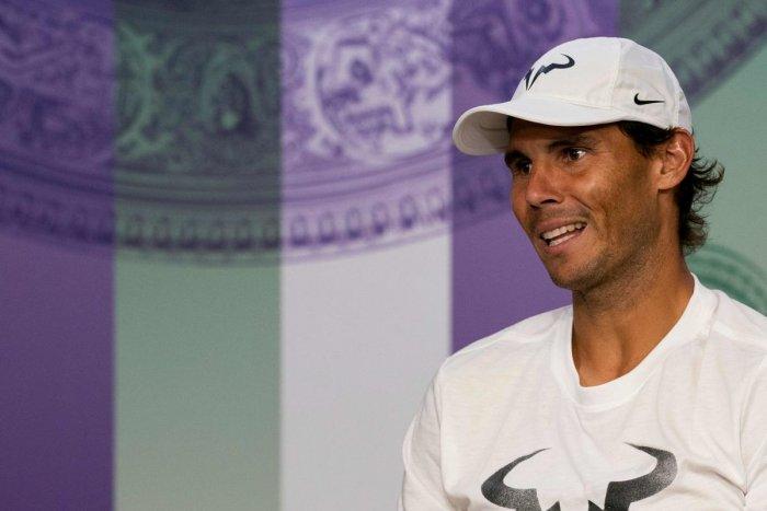 Rafael Nadal. (AFP File Photo)