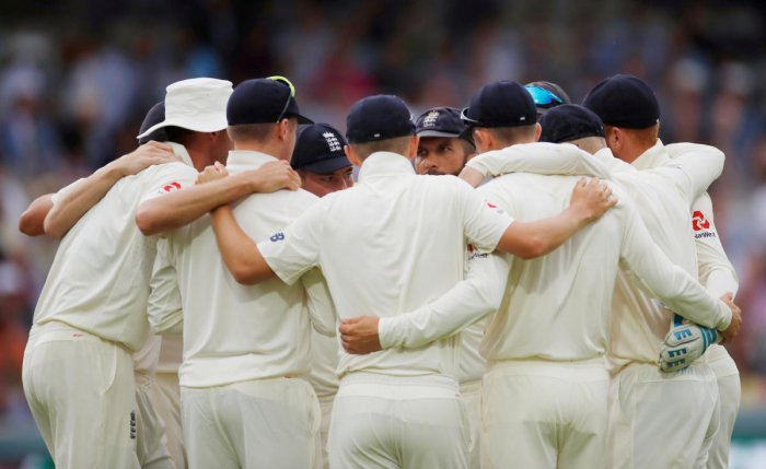 Ireland is playing an one-off Test match against England. Photo credit: Reuters