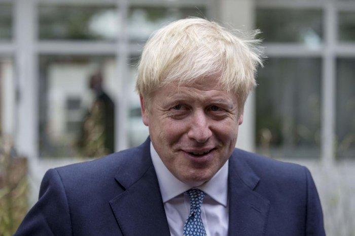 Britain's Prime Minister Boris Johnson. (AFP file photo)