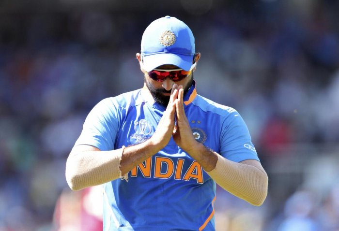 The BCCI stepped in with a letter to the US embassy to enable Shami's US visa (AP/PTI File Photo)