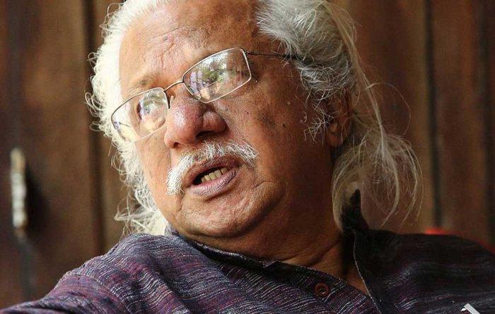Filmmaker Adoor Gopalakrishnan. File photo