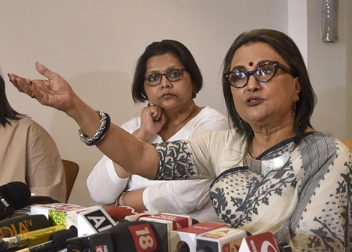 Aparna Sen and some other eminent personalities wrote to Prime Minister Narendra Modi on the lynching of minorities and hate crimes, seeking slapping of sedition and other charges. Photo credit: PTI