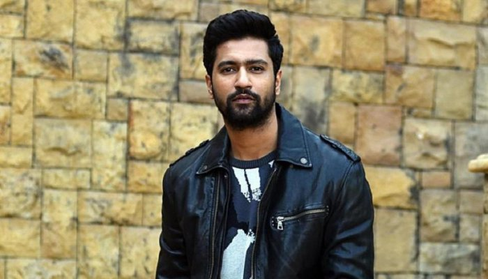 Bollywood actor Vicky Kaushal. Photo credit: DH