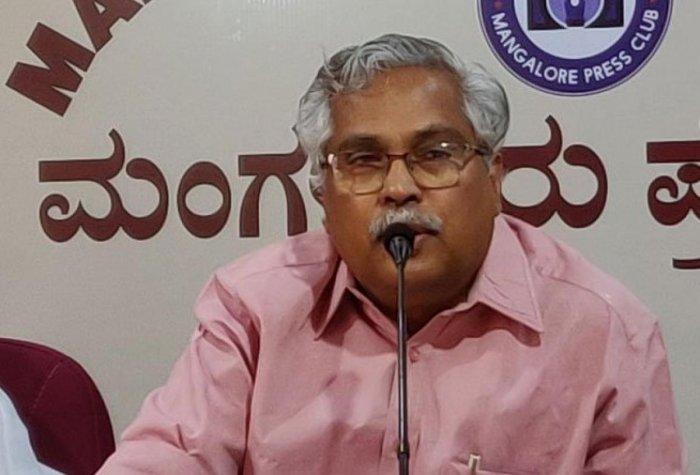 CPI MP Binoy Vishwam. (Image courtesy Twitter)
