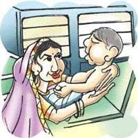 Baby born on train named 'Lalu'
