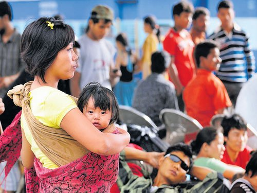 Baby food, hot milk to be available at stations