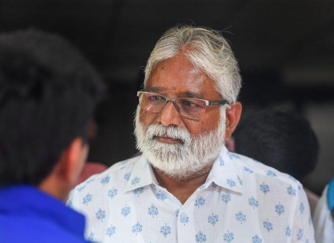 Bahujan Samaj Party (BSP) MLA from Kollegal, N Mahesh. (DH Photo)