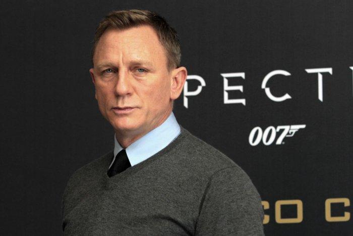 James Bond star Daniel Craig (AFP Photo)