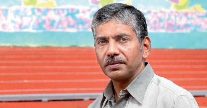 Senior-most IPS officer in Kerala, Jacob Thomas (DH Photo)
