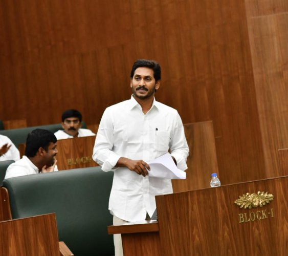 Chief Minister Y S Jagan Mohan Reddy said skill development centres would be opened in each Lok Sabha constituency to train youngsters in collaboration with engineering colleges.