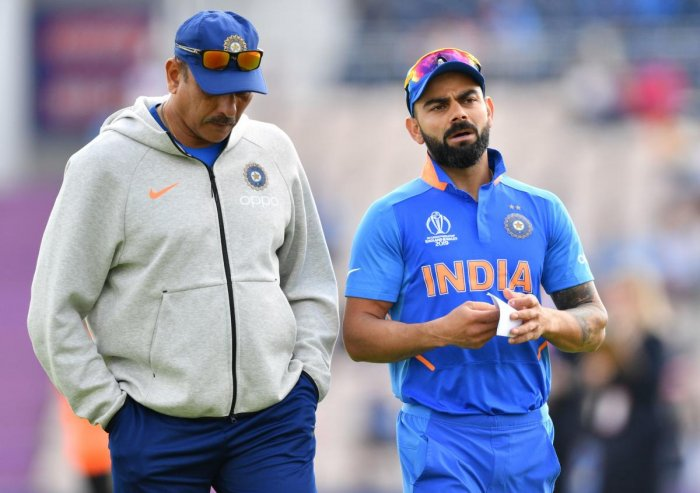 Will Be Happy With Ravi Bhai As Coach Says Kohli Deccan
