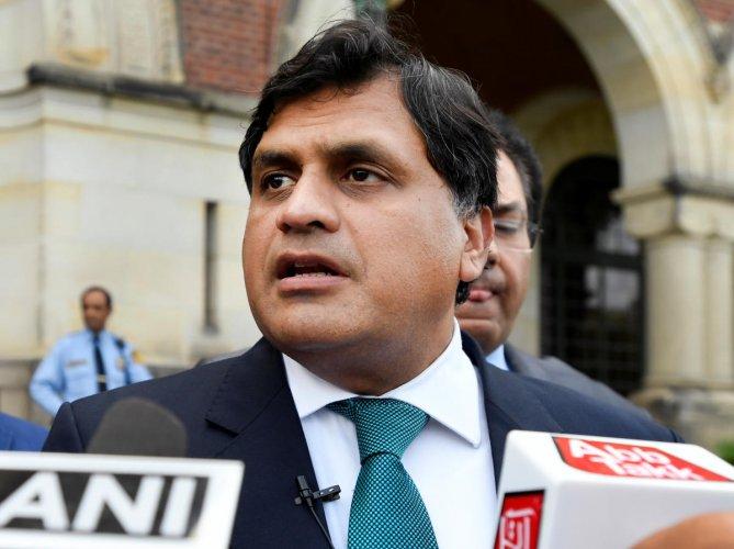 Pakistani Diplomat Mohammad Faisal (Reuters Photo)