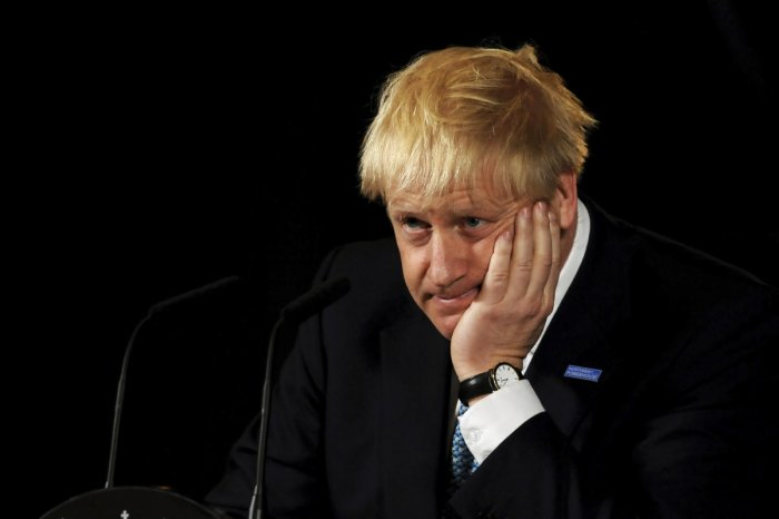 "New British Prime Minister Boris Johnson is waiting for EU leaders to agree to renegotiate their Brexit deal before he meets them, his spokeswoman said Monday, as the government stepped up ""no-deal"" planning. (Photo File AFP)"