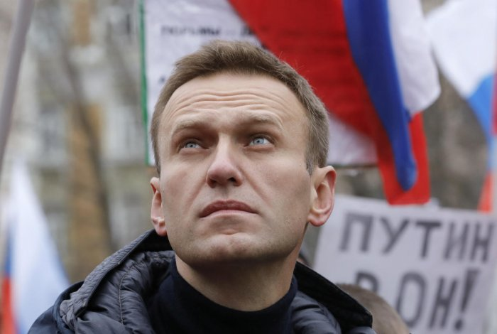 Russian opposition leader Alexei Navalny. (Reuters File Photo)