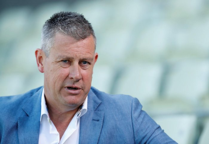 Ashley Giles says the World Test Championship could lead to a change in England's priorities following their World Cup triumph. Photo credit: Reuters