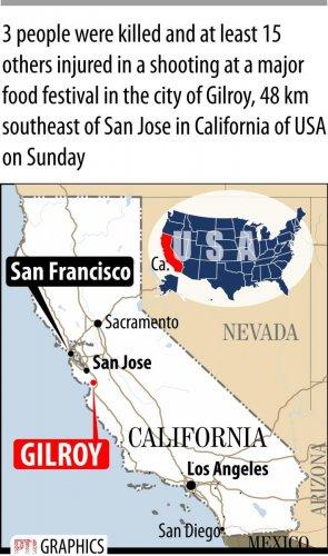 USA-CALIFORNIA SHOOTING: PTI GRAPHICS