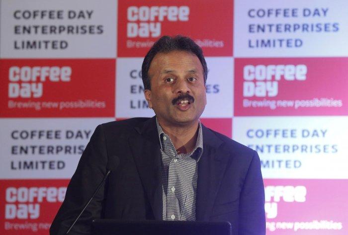 V.G. Siddhartha, chairman of Coffee Day Enterprises Ltd. (Reuters)