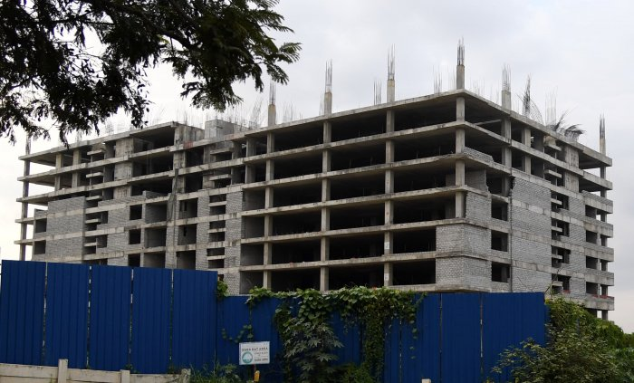 Five home buyers, including a 63-year-old retired official, who invested in Mantri Developers, filed a police complaint accusing the company of cheating. (File Photo)