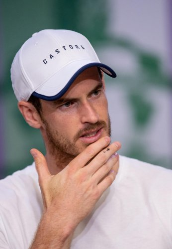 The 32-year-old British star, who thought he could be forced into retirement before undergoing hip surgery in January, returned to the court in June but has played only doubles while rehabilitating and seeing how his hip responds. (Reuters File Photo)