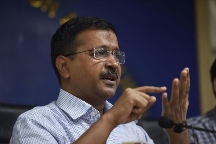 The Delhi Cabinet approved the Excise Policy for 2019-20 in a meeting chaired by Chief Minister Arvind Kejriwal. (PTI Photo)