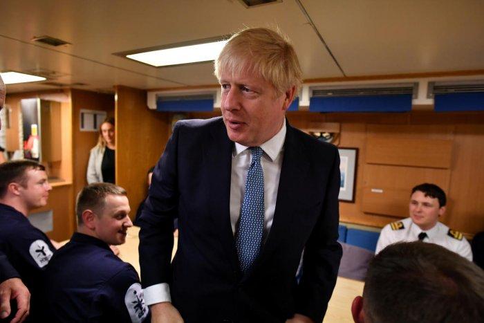 Prime Minister Boris Johnson (Reuters Photo)