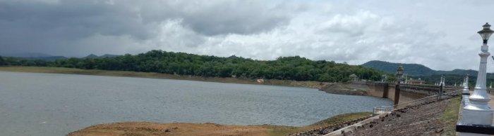 Harangi reservoir in Somwarpet taluk in Kodagu district.