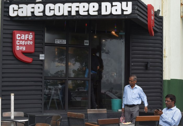 Coffee Day Enterprises made the decision following a board meeting today (AFP Photo)