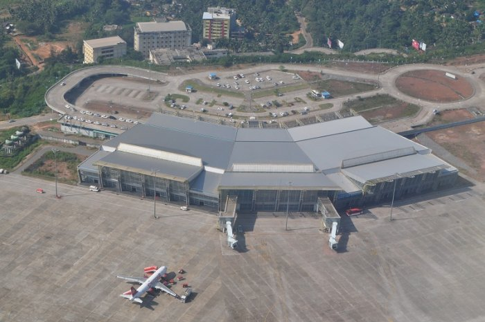 Mangaluru Airport. (File Photo)