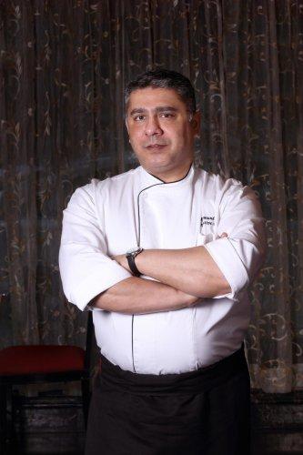 Rayomund Pardiwalla, Executive Chef, Gokulam Grand Hotel and Spa.