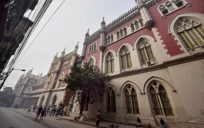 A file picture of the Calcutta High Court building. Photo credit: PTI