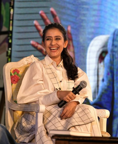 Actor Manisha Koirala to star in the Netflix Original movie directed by Neeraj Udhwani and produced by Mutant Films. (DH File Photo)