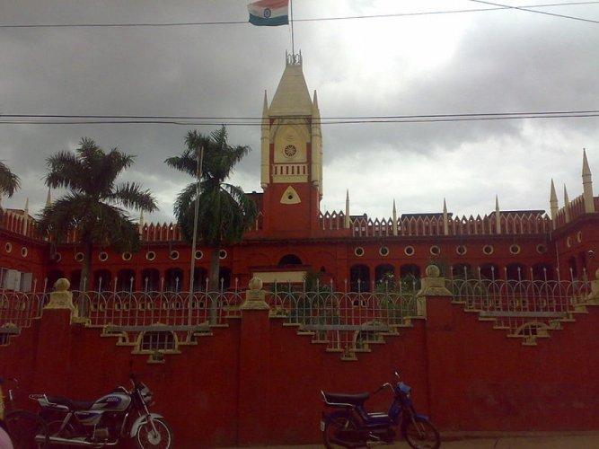 Orissa High Court. (Wikimedia Commons)